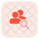 User Search Icon