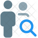User Search Profile Search User Details Icon