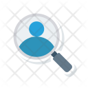 Search Id Magnifier Icon