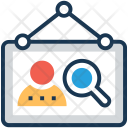 Hanging Find Image Icon