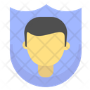 Security Protected User Safe User Icon