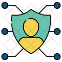 User Security User Protection Personal Security Icon
