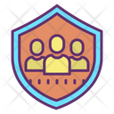 Shield User Icon