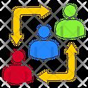 User Selection Employee Choose Employee Selection Icon