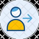 User Send Icon