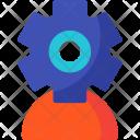 User, Setting Icon
