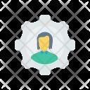 User Setting Configuration Icon