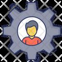 User Setting Profile Setting Account Setting Icon