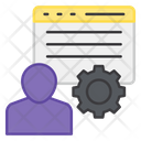 User Setting Account Setting Profile Setting Icon