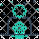 User Settings Icon