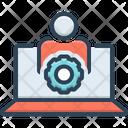 User Settings Account App Icon