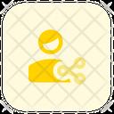 User Share Icon