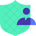 Shield Security User Icon