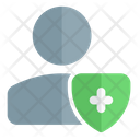 User Shield User Protection Personal Security Icon