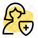 User Shield Icon