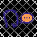 User Speech Icon