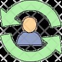 User Sync Icon
