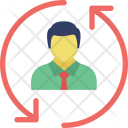 User Sync Refresh Icon