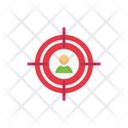Target Audience Focus Icon