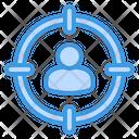 User Target Target Audience Target Icon