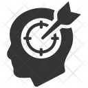 User Target Person Icon