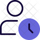 User Time Icon