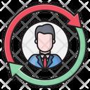 Refresh Reload Profile Icon