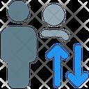 User Transfer Employee Transfer Transfer Icon