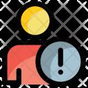 User warning Icon