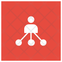 User Connect Network Icon