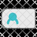 Username User Input Icon