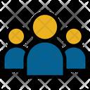 Profile Contact User Icon