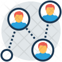 Users Team Pr Icon