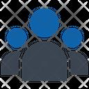 Users Network Password Icon