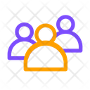 Group People Crowd Icon