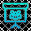 Users Blackboard Icon