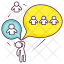 Users Chat Users Communication Users Conversation Icon
