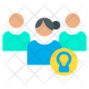 Users Idea Profile Idea Female Profile Icon