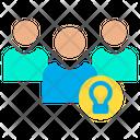 Users Idea Icon