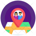 Team Location Users Location Family Location Icon