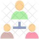 Users Structure Icon