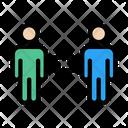 Transfer Exchange Employee Icon