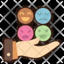 Using Emotions Emotions Emoji Icon