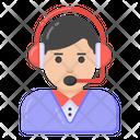 Csr Customer Services Representative Customer Services Icon