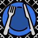 Utensils Etiquette Icon
