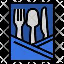 Utensils Holder Icon