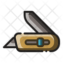 Utility Knife Knife Tool Icon