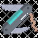 Utility Knife Pocket Knife Jack Knife Icon