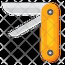 Utility Knife Folding Knife Pocket Knife Icon