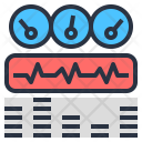 Utility Meter Device Icon